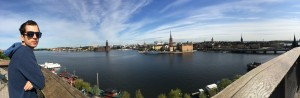 View from Sodermalm