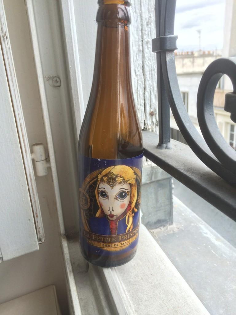 Beer by Thiriez / Jester King, la Petite Princesse