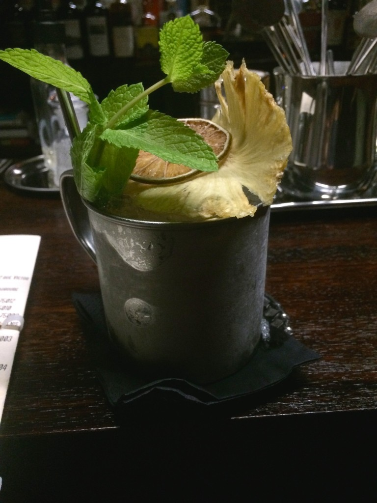 Monk's Swizzle from Mable