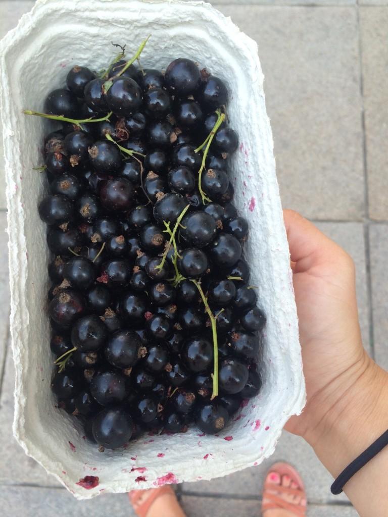 Free berries