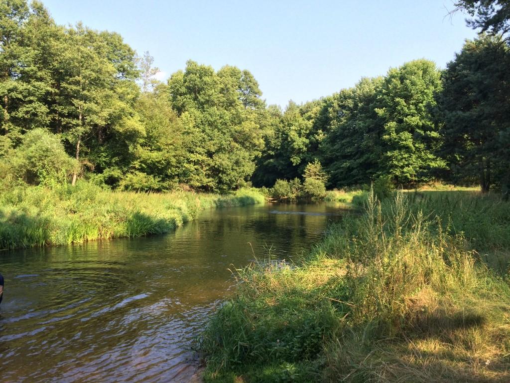 czestochowa river