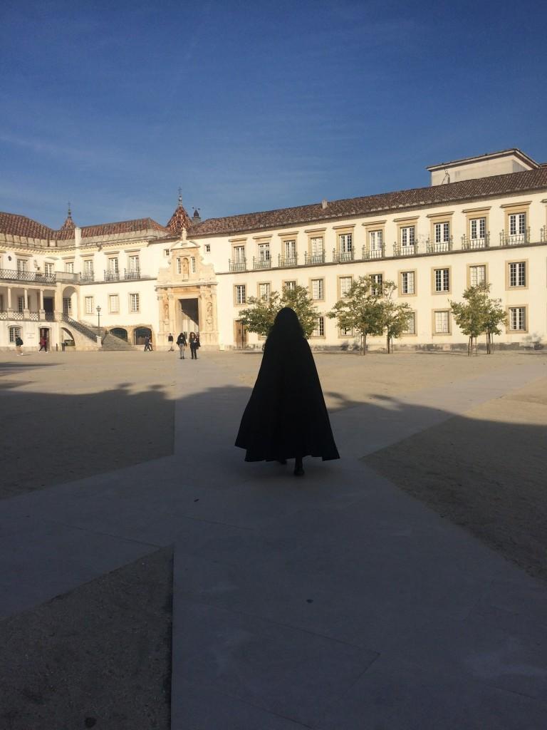 A wizard in Coimbra!